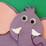 Create a Baby Elephant Gift Card