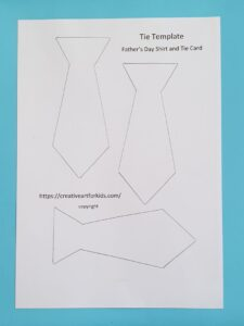 greeting card for father